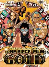 One piece film gold - Poster