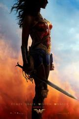 WONDER WOMAN - Teaser Poster