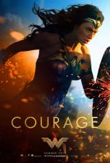 WONDER WOMAN - Courage Poster