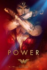 WONDER WOMAN - Power Poster