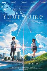 Your name - Poster