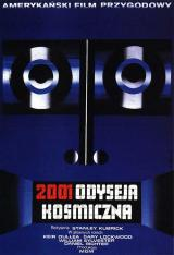 2001, A SPACE ODYSSEY - Poster