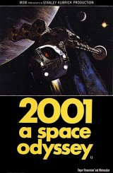 2001, A SPACE ODYSSEY Poster 6