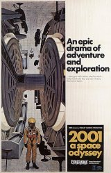 2001, A SPACE ODYSSEY Poster 8