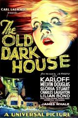 THE OLD DARK HOUSE - Poster