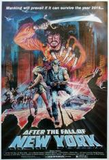 AFTER THE FALL OF NEW YORK - Poster