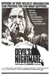 DEVIL'S NIGHTMARE - Poster