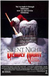 SILENT NIGHT, DEADLY NIGHT - Poster