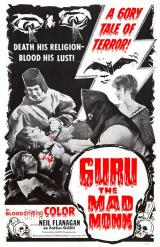 GURU THE MAD MONK - Poster