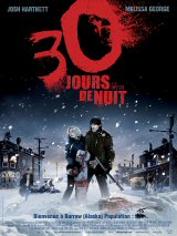 30 DAYS OF NIGHT - Poster français