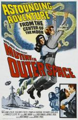MUTINY IN OUTER SPACE - Poster