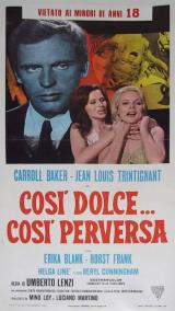 COSI DOLCE... COSI PERVERSA - Poster