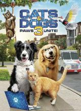 CATS & DOGS 3: PAWS UNITE : Poster #12418