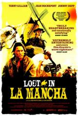 LOST IN LA MANCHA - Poster