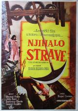 Njihalo Strave - Poster