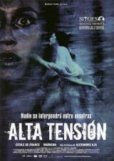 ALTA TENSION - Poster