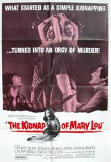 THE KIDNAP OF MARY LOU - Poster