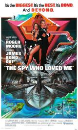 THE SPY WHO LOVED ME - Poster