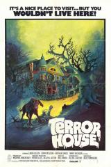 TERROR HOUSE - Poster