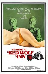 TERROR AT THE RED WOLF INN - Poster