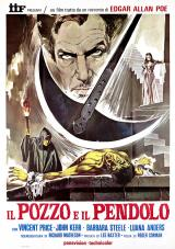 THE PIT AND THE PENDULUM : Il pozzo e il pendolo - Poster #12658