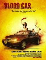BLOOD CAR - Poster