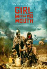 GIRL WITH NO MOUTH : Poster #12652