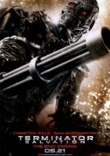 TERMINATOR SALVATION - Teaser US Poster