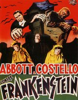 ABBOTT AND COSTELLO MEET FRANKENSTEIN Poster 1