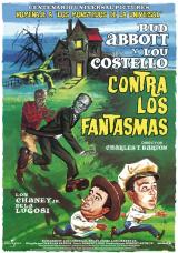 ABBOTT AND COSTELLO MEET FRANKENSTEIN - 2012 Reissue Poster
