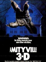 AMITYVILLE 3-D Poster 1