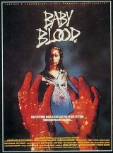 BABY BLOOD Poster 1