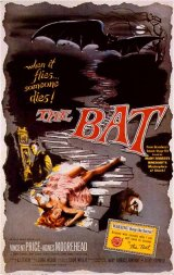 BAT, THE Poster 1