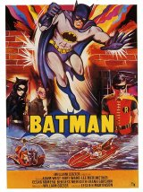 BATMAN : THE MOVIE Poster 1