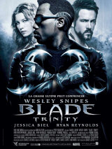 BLADE : TRINITY Poster 1