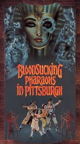 BLOODSUCKING PHARAOHS IN PITTSBURGH Poster 1