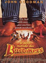 BORROWERS, THE Poster 1