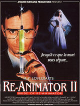 BRIDE OF RE-ANIMATOR Poster 1