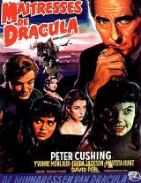BRIDES OF DRACULA, THE Poster 1