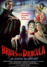 BRIDES OF DRACULA, THE Poster 3