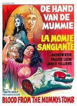BLOOD FROM THE MUMMY'S TOMB : Poster #12581