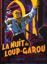 THE CURSE OF THE WEREWOLF : Affiche #12648