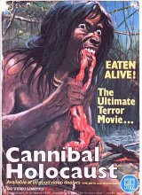 CANNIBAL HOLOCAUST Poster 2