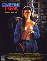 CASTLE FREAK Poster 1
