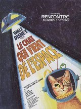CAT FROM OUTER SPACE, THE Poster 1