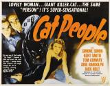 CAT PEOPLE - Poster