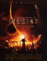CHRONICLES OF RIDDICK, THE Poster 1