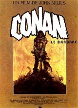 CONAN THE BARBARIAN Poster 1