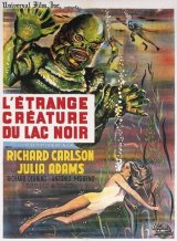 CREATURE FROM THE BLACK LAGOON, THE Poster 2