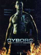 CYBORG : THE ULTIMATE WEAPON - Poster